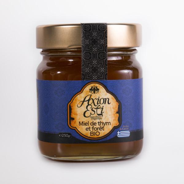 bio thyme honey